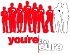 BE THE CURE!