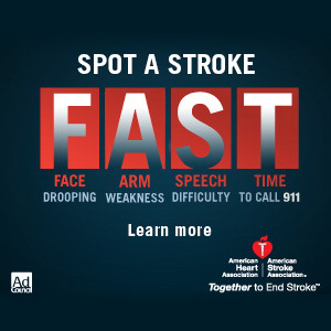 Learn the Stroke Warning Signs