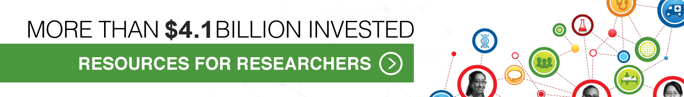 More than $3.9 Billion Invested in research - Visit Research
