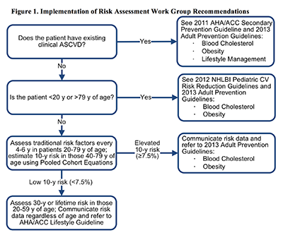 Implementation of Risk Assessment Work Group Recommendations