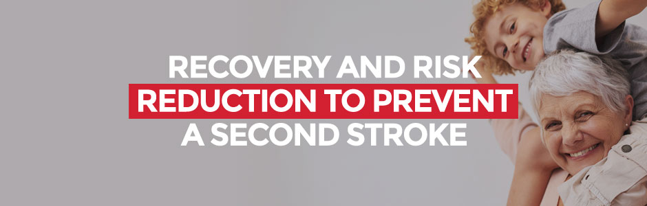 Recovery and Risk Reduction to Prevent a Second Stroke