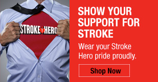 Show your Support for Stroke