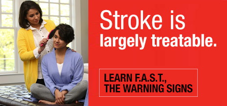 Stroke is Treatable