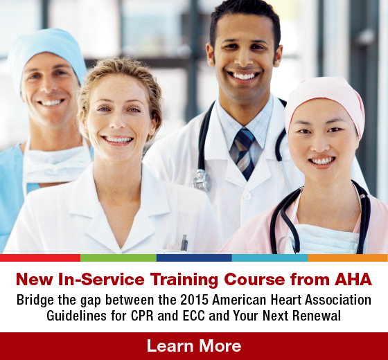 New In-Service Training for AHA