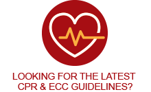 Looking for the latest CPR & ECC guidelines?
