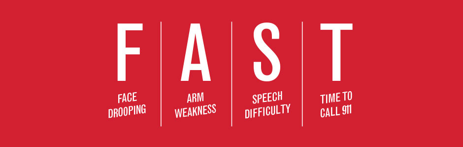 ANYONE CAN HAVE a stroke. EVERYONE SHOULD BE READY.